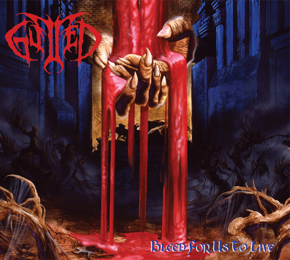gutted – bleed for us to live