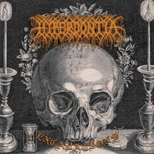 Hyperdontia – Excavations 7″ vinyl Picture Label Releases