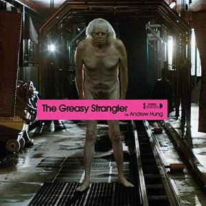 Andrew Hung – The Greasy Strangler OG Soundtrack Gatefold 12″ vinyl (Used) used-vinyl-lp