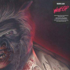 Shooting Guns – Wolfcop OG Soundtrack Gatefold 12″ vinyl (2nd Hand) 2nd Hand Vinyl LP