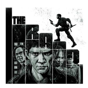 Aria Prayogi & Fajar Yuskemal – The Raid Complete Original Indonesian Score OG Soundtrack Gatefold 12″ vinyl (Used) used-vinyl-lp
