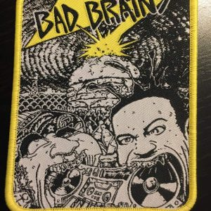 Bad Brains Patch Patches