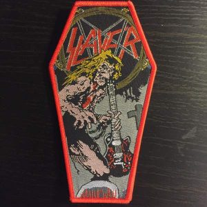Slayer – Jeff Undead Patch Patches