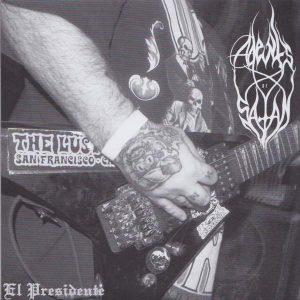"Agents Of Satan/Paranoid Freak Out 7″ vinyl 7"" Vinyl Records"