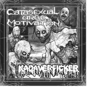 "Catasexual Urge Motivation  /  Kadaverficker 7″ vinyl 7"" Vinyl Records"