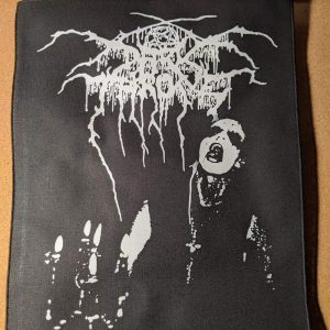Darkthrone – Transylvanian Hunger Back Patch Back Patches