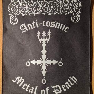Dissection – Anti-Cosmic Back Patch Back Patches