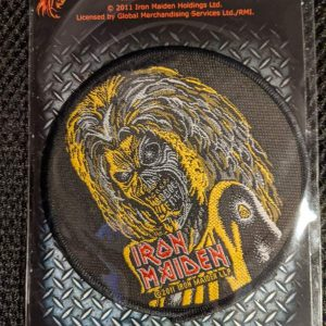 Iron Maiden – Killers Patch Patches