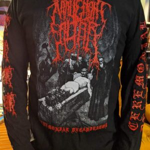 Malignant Altar – Ceremonial Decapitator Longsleeve Label Releases