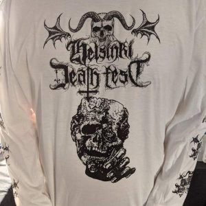 Helsinki Death Fest 4.5 Longsleeve Long Sleeves