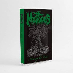 Mortuous – Among the Lost / Mors Immortalis MC Tapes