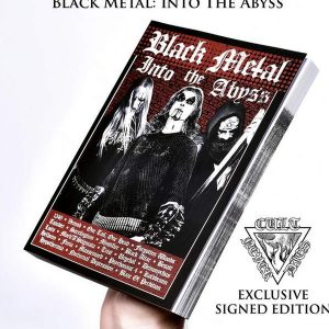 Black Metal: Into the Abyss Book Books