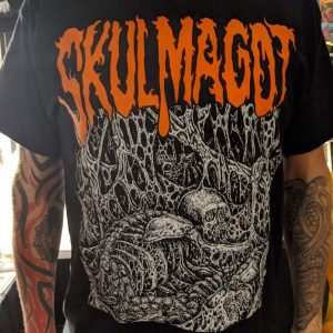 Skulmagot – Skulled to Death T-shirt T-shirts