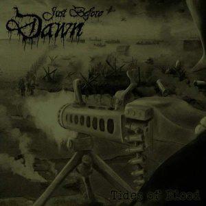 "Just Before Dawn – Tides of Blood Gatefold 12″ vinyl 12"" Vinyl Records"