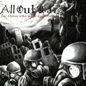 All Out War – For Those Who Were Crucified CD CDs