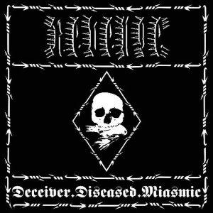 Revenge – Deceiver.Diseased.Miasmic CD CDs