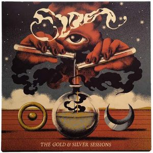 Elder – The Gold & Silver Sessions  12″ vinyl (2nd Hand) 2nd Hand Vinyl LP