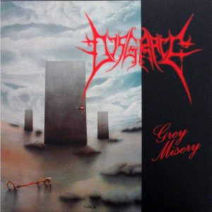 Disgrace – Grey Misery 12″ vinyl (2nd Hand) 2nd Hand Vinyl LP