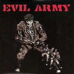 Evil Army – s/t 12″ vinyl (Used) used-vinyl-lp