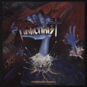Antichrist – Forbidden World 12″ vinyl (2nd Hand) 2nd Hand Vinyl LP