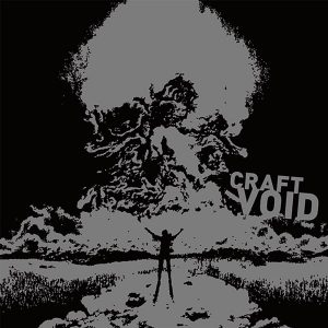 "Craft – Void Gatefold Double 12″ vinyl Clear 12"" Vinyl Records"