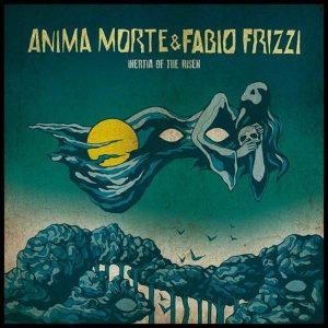 "Anima Morte/Fabio Frizzi – Inertia of the Risen 7″ vinyl 7"" Vinyl Records"