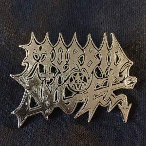 Morbid Angel Logo Enamel Pin Pins & Enamel Pins