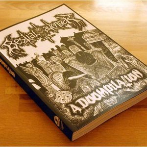 Bestial Avenger A Doompilation Book Books