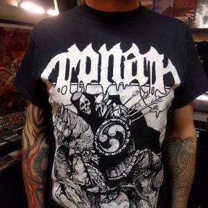 Conan – Battle Doom T-shirt T-shirts