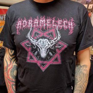Adramelech – Seven T-shirt T-shirts