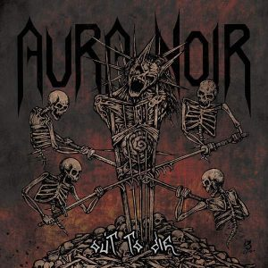"Aura Noir – Out To Die 12″ vinyl 12"" Vinyl Records"