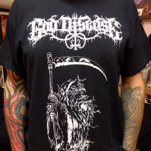 God Disease – Abyss Cathedral Sentinel T-shirt T-shirts