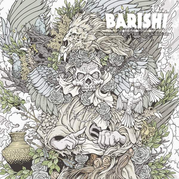 Barishi – Blood From The Lion's Mouth CD 1
