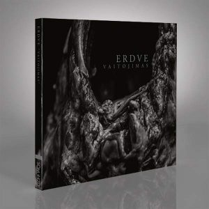 Erdve – Vaitojimas Digipak CD CDs