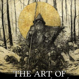 Owls – Trolls & Dead King's Skulls: The Art Of David Thiérrée Book Books