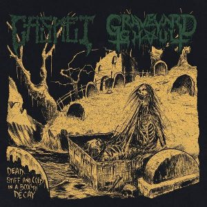 "Casket/Graveyard Ghoul 7″ vinyl 7"" Vinyl Records"