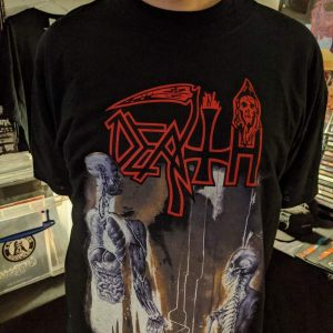 Death – Human T-shirt T-shirts
