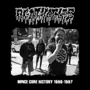 Agathocles – Mince Core History 1996-1997 CD CDs