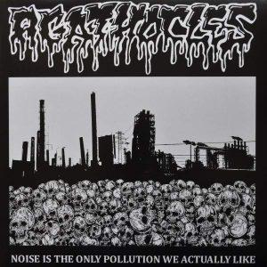 """Agathocles/Sete Star Sept 7″ vinyl 7"""" Vinyl Records"""