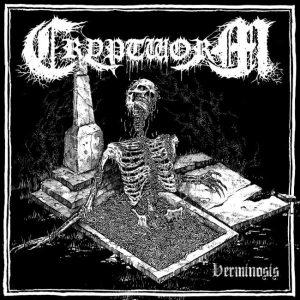 """Cryptworm – Verminosis 7″ vinyl 7"""" Vinyl Records"""