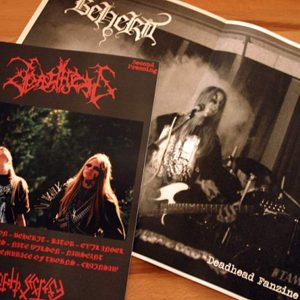 Deadhead Fanzine #5 Zine Zines