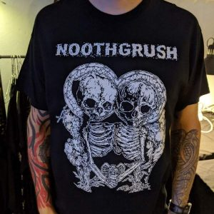 Noothgrush – Twin Threat T-shirt T-shirts