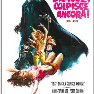 Dracula A.D. 1972 Magnet Magnets