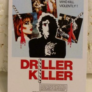 Driller Killer Magnet Magnets