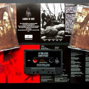 At The Gates – Gardens Of Grief MC Tapes