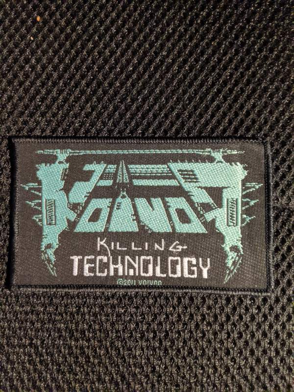 Voivod – Killing Technology Patch