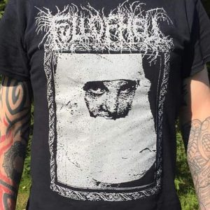Full Of Hell – Radiation (Ltd. Finnish Tour Edition) T-shirt T-shirts