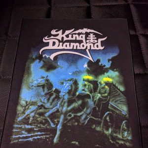 King Diamond – Abigail Back Patch Back Patches