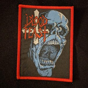 Blood Feast – Kill For Pleasure Patch Patches