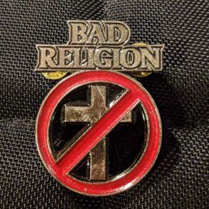 Bad Religion – Logo Enamel Pin Pins & Enamel Pins